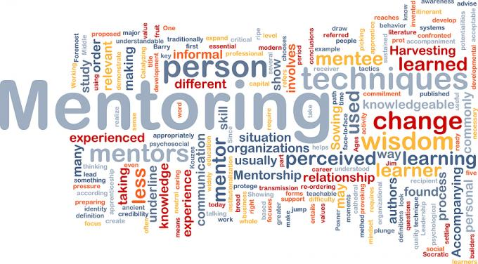 Agile Mentoring Program Word Cloud